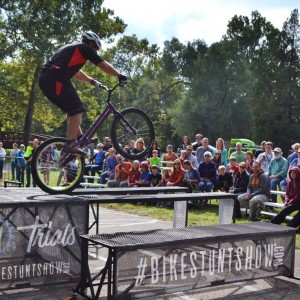 BikeStuntShow - Stunt Performer in Mebane, North Carolina