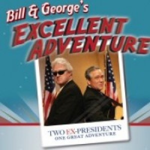 Bill & George's Excellent Adventure - Political Entertainment in Elgin, Illinois
