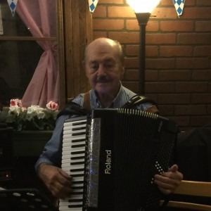 Bill Carrozza - Accordionist - Accordion Player in St Petersburg, Florida