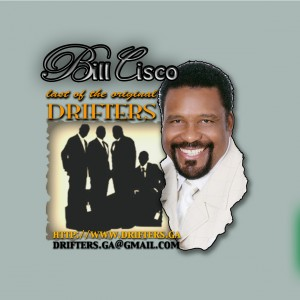 Bill Cisco from the Drifters