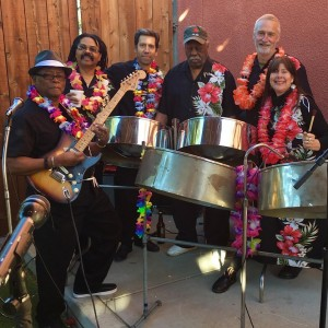Bill Harris & Salsa Steel - Steel Drum Band in San Diego, California
