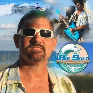 Bill Surf - Singing Guitarist in Cocoa Beach, Florida