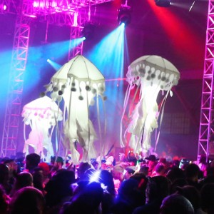 Billion Jelly Bloom - Interactive Performer / Costume Rentals in San Francisco, California