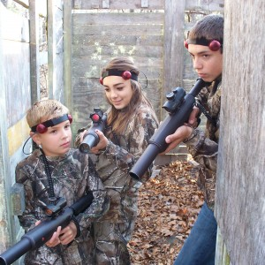 Bill's Extreme Paintball and Laser Tag - Mobile Laser Tag / Mobile Game Activities in Springfield, Missouri
