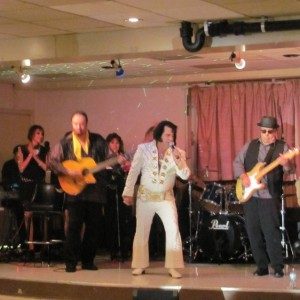 Billvis - Elvis Impersonator in Woodstock, Illinois