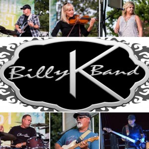 Billy K Band - Cover Band / Corporate Event Entertainment in Ada, Oklahoma