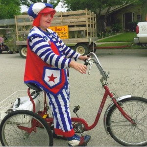 Bingo the Balloon Clown - Clown / Children's Party Magician in Clinton, Wisconsin
