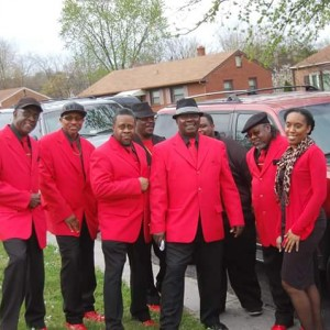 Bishop M.L. Hardy & The Sons of Thunder - Gospel Singer in Roanoke, Virginia