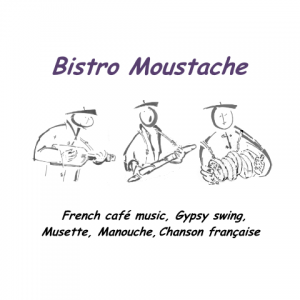 Bistro Moustache: French Cafe Music - Jazz Band / Accordion Player in Oakland, California