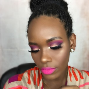 Black Empress Makeup