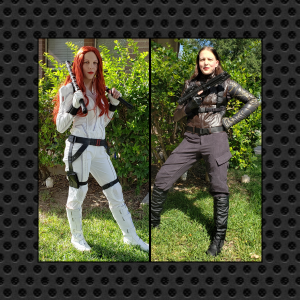 Black Widow/Marvel,DC,StarWars Cosplayer - Costumed Character / Actress in San Antonio, Texas