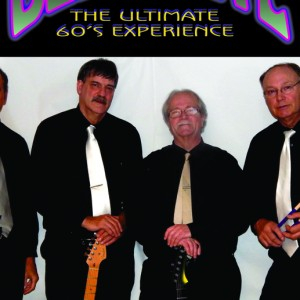 Blacklite Band, A True Ultimate 60's Experience - 1960s Era Entertainment in Manchester, New Hampshire