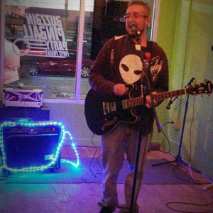 Blackquestion - One Man Band / Singing Guitarist in Canton, Ohio