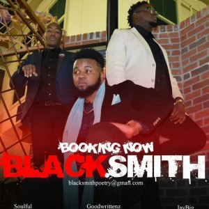 BlackSmith - Spoken Word Artist in Baton Rouge, Louisiana