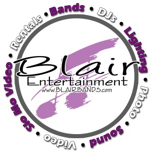 Blair Entertainment - Cover Band / College Entertainment in Cleveland, Ohio