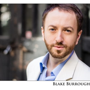 Blake Burroughs - Opera Singer in Long Island City, New York