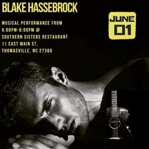 Blake Hassebrock live Music - Singing Guitarist / Acoustic Band in Scottsdale, Arizona