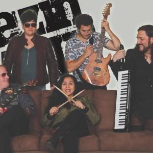 Blazin Kane - Rock Band in Austin, Texas