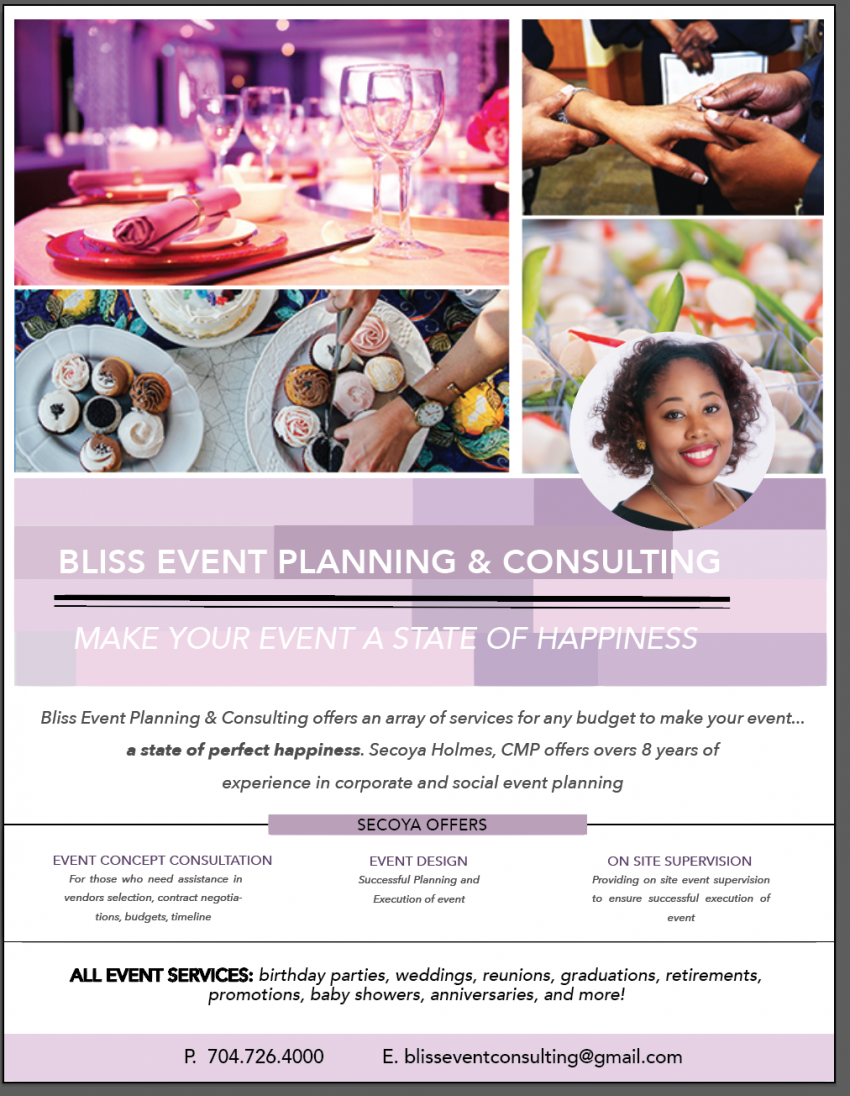 hire bliss event planning consulting event planner in norfolk