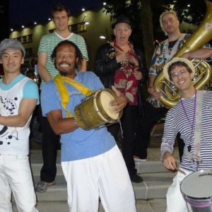 Bloco LA CONGA - Drum / Percussion Show / Caribbean/Island Music in New York City, New York
