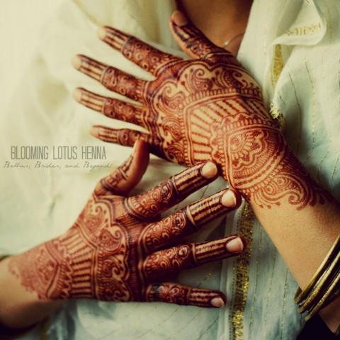 Hire blooming lotus henna henna tattoo artist in for Celtic tattoo artists portland oregon