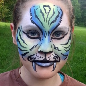 Bloomington Face Painting - Face Painter / Outdoor Party Entertainment in Bloomington, Indiana