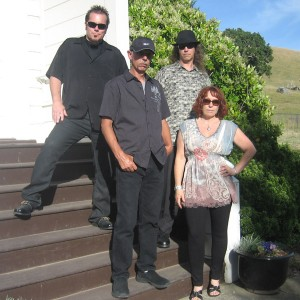 Blue-a-Fuse - Rock Band in Tracy, California