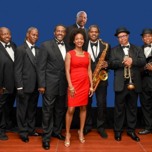 Blue Breeze Band (Motown R&B Soul Jazz Blues) - Soul Band / 1950s Era Entertainment in Los Angeles, California