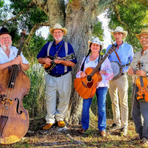 Blue Cypress Bluegrass -Live Traditional Bluegrass & Old-time Country - Bluegrass Band / Acoustic Band in Vero Beach, Florida