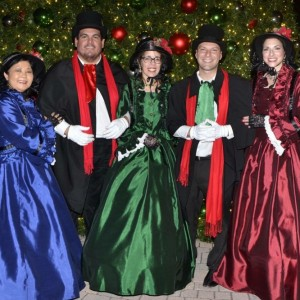 Victorian Voices of South Florida - Christmas Carolers / A Cappella Group in West Palm Beach, Florida