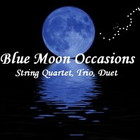 Blue Moon Occasions - String Quartet in Chester, New York