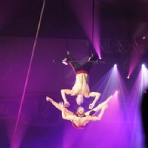 Blue Phoenix Circus Troupe - Aerialist in St Paul, Minnesota