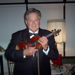 Blue Ridge Classical Sounds - Violinist / Strolling Violinist in Hendersonville, North Carolina