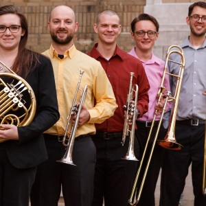 Blue River Brass Quintet - Classical Ensemble / Dixieland Band in Kansas City, Missouri