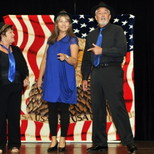 Blue Skies Trio - A Cappella Group in San Diego, California