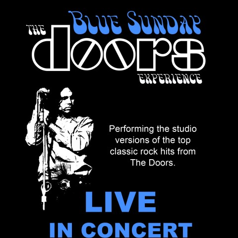 Hire Blue Sunday: The Doors Experience - Doors Tribute ...