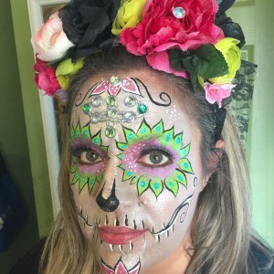 Bluehaven Face Painting - Face Painter / Halloween Party Entertainment in Orangevale, California