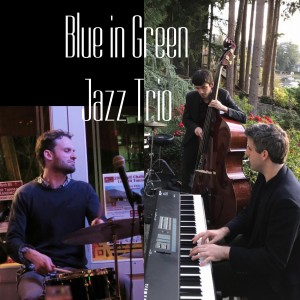 Blue in Green Jazz Trio - Jazz Band / 1950s Era Entertainment in Seattle, Washington