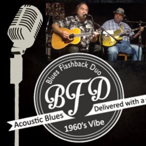 Blues Flashback Duo - Acoustic Band in Hamilton, Ontario