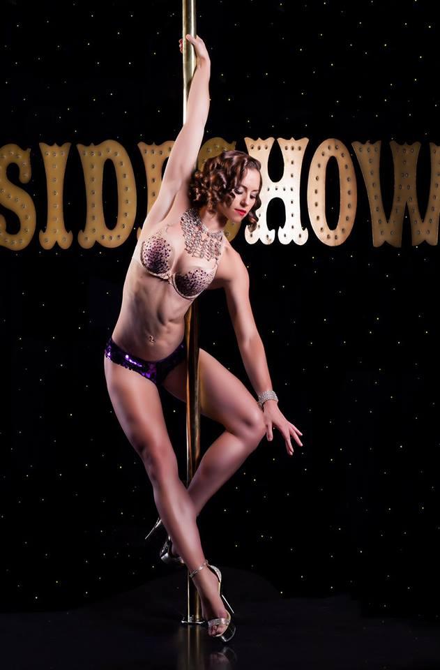 stripper classes san bernardino