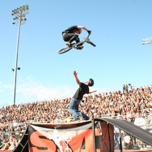 StuntMaster's BMX Impact - Stunt Performer / Sports Exhibition in Phoenix, Arizona