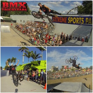 BmxTrickstars - Stunt Performer / Sports Exhibition in Orlando, Florida