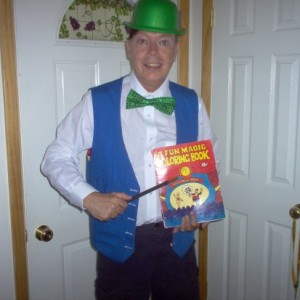 Bob-o - Children's Party Entertainment / Children's Party Magician in Palos Hills, Illinois