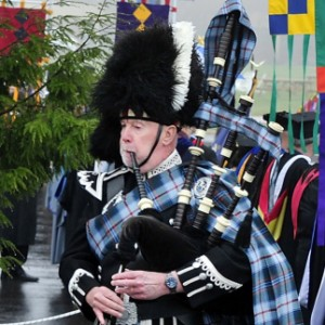 Bob Gillis - Bagpiper in Dover, New Hampshire