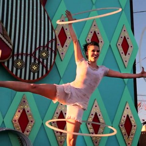 Inner Orbit Arts - Circus Entertainment / Hoop Dancer in Oakland, California