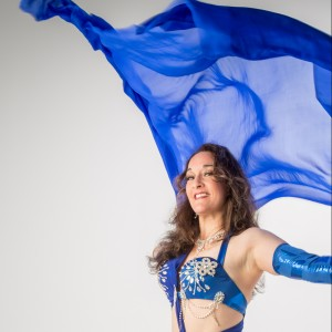 Bobbie @ Bashirah Middle Eastern Dance Company - Belly Dancer in Victoria, British Columbia