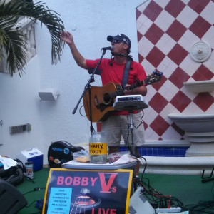 Bobby 5 Live! A One Man Band Like No Other - One Man Band / Steel Drum Player in Fort Lauderdale, Florida