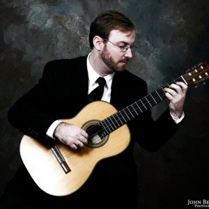 Bobby Hall Guitarist - Classical Guitarist / Jazz Band in Macon, Georgia