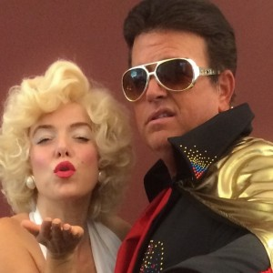 Bobby Memphis is Elvis Presley - Elvis Impersonator in Sacramento, California