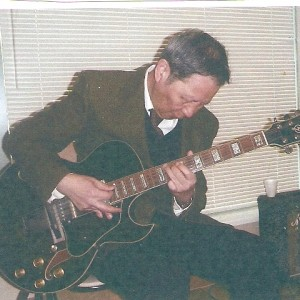 Bobby Minger - Jazz Guitarist in Surrey, British Columbia